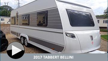 Tabbert Bellini 2017