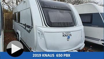 Knaus 650 PBX