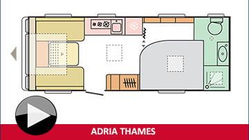 Adria Thames layout plan