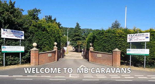 Welcome to MB Caravans