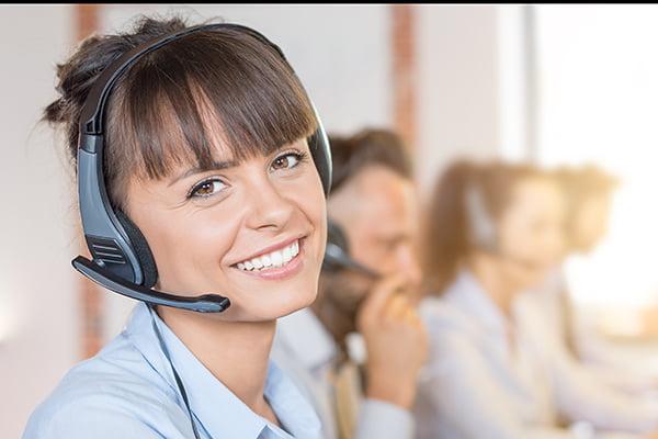 Finance call centre